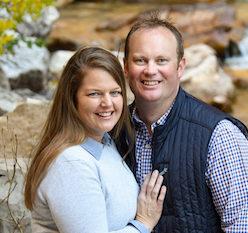Kevin & Emily Clark